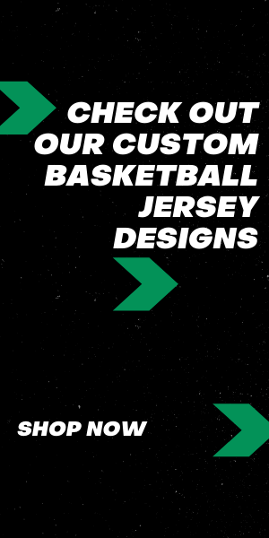 custom basketball jersey designs